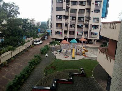 Gallery Cover Image of 615 Sq.ft 1 BHK Apartment for rent in Damji Shamji DSS Mahavir Classik, Andheri East for 28000