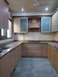 Gallery Cover Image of 2200 Sq.ft 3 BHK Independent Floor for rent in Malviya Nagar for 70000