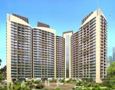 Gallery Cover Image of 1040 Sq.ft 3 BHK Apartment for rent in Mira Road East for 25000