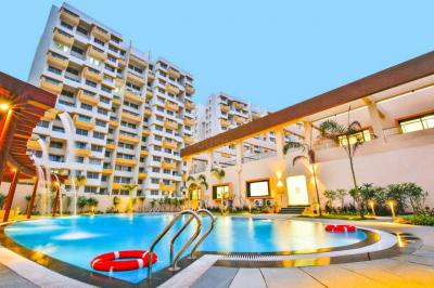 Gallery Cover Image of 1031 Sq.ft 2 BHK Apartment for buy in Kolte Patil Three Jweles, Kondhwa Budruk for 4900000