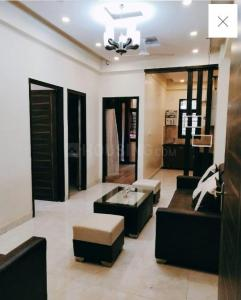 Living Room Image of 665 Sq.ft 1 BHK Apartment for buy in Ambesten Twin County, Noida Extension for 1700000