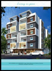 Gallery Cover Image of 1570 Sq.ft 3 BHK Apartment for buy in MRG Shambhavi Residency, Gandhinagar for 7779000