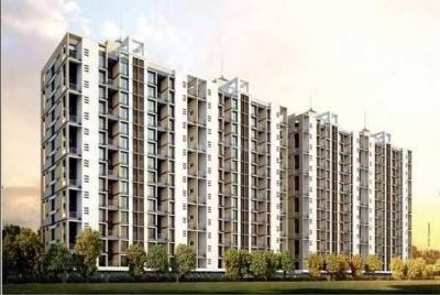 Gallery Cover Image of 1047 Sq.ft 2 BHK Apartment for buy in Saarrthi Savvy Homes 2, Hinjewadi for 6000000