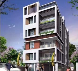 Gallery Cover Image of 1227 Sq.ft 3 BHK Apartment for buy in New Town for 4539900