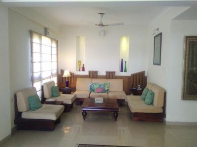 Living Room Image of 4400 Sq.ft 4 BHK Apartment for buy in Bani Park for 27500000