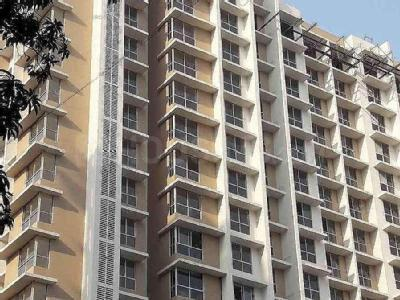 Gallery Cover Image of 1450 Sq.ft 3 BHK Apartment for rent in Amal Aspen Garden, Goregaon East for 55000