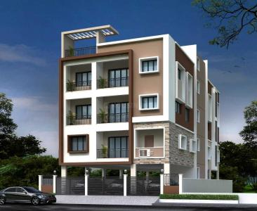 Gallery Cover Image of 1371 Sq.ft 3 BHK Apartment for buy in Nanganallur for 11652129