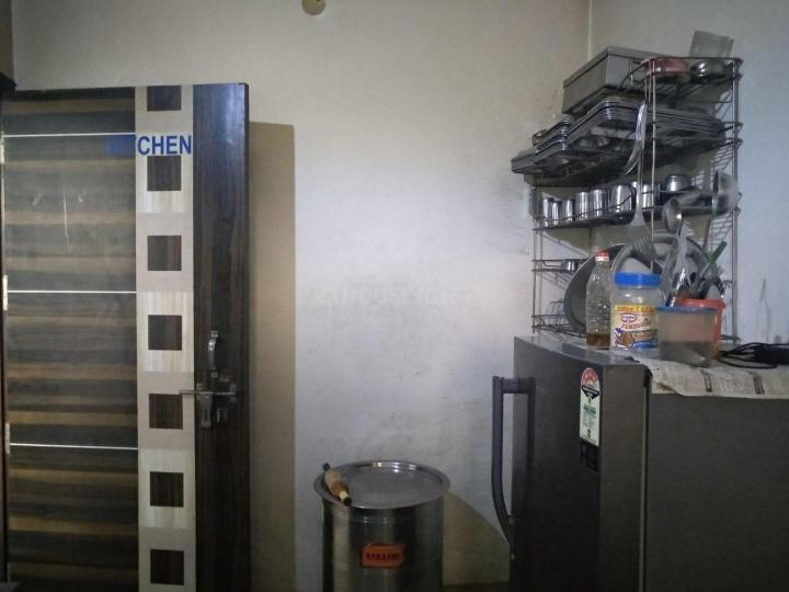 जेपी हाउस इन सेक्टर 15 के किचन की तस्वीर