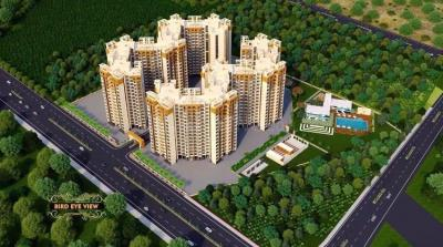 Gallery Cover Image of 644 Sq.ft 1 BHK Apartment for buy in Lodha Panacea I, Dombivli East for 4150000