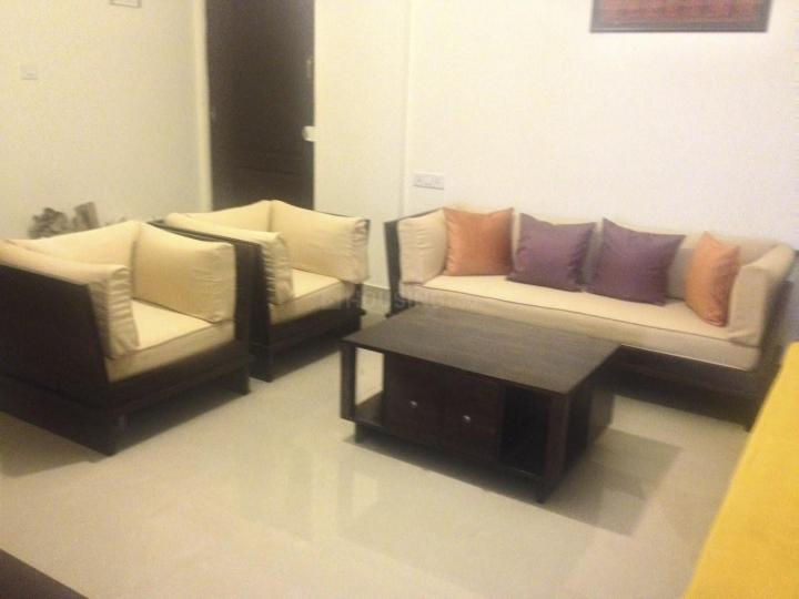 Living Room Image of 1100 Sq.ft 2 BHK Apartment for buy in Malibu Pallazo, Bellandur for 5800000