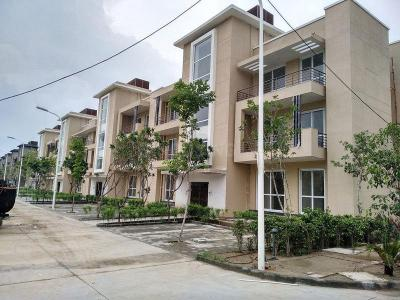 Gallery Cover Image of 1380 Sq.ft 4 BHK Independent Floor for rent in BPTP Parklands Pride, Sector 77 for 17000