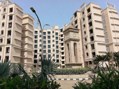 Gallery Cover Image of 628 Sq.ft 1 BHK Apartment for rent in Panvelkar Bhoomi, Badlapur East for 4000