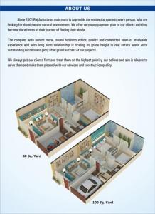 Gallery Cover Image of 650 Sq.ft 2 BHK Independent House for buy in Noida Extension for 2900000