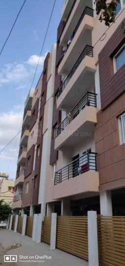 Building Image of 1200 Sq.ft 2 BHK Apartment for rent in Battarahalli for 17000