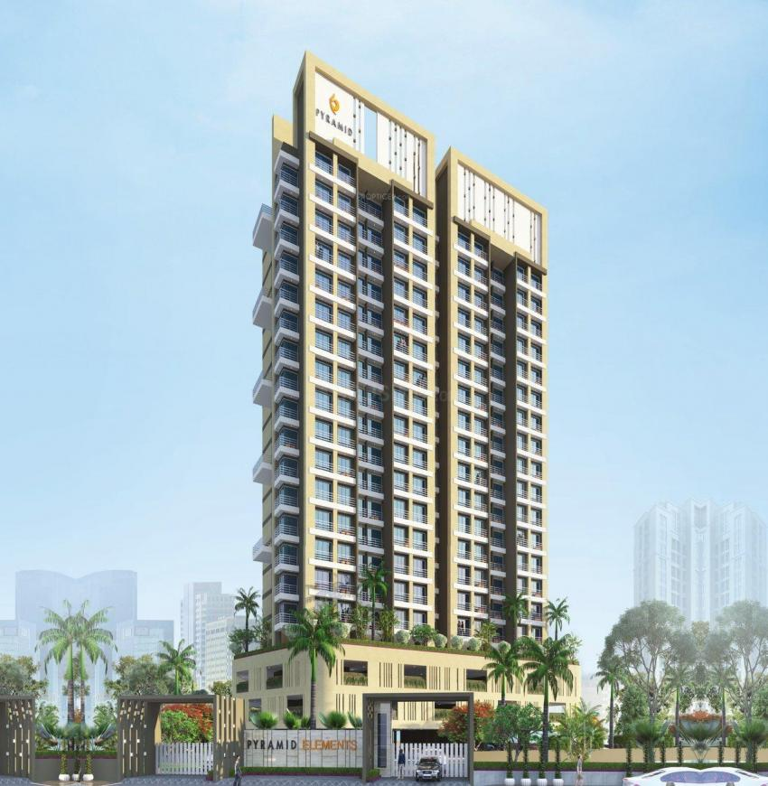 Building Image of 750 Sq.ft 1 BHK Apartment for buy in Kalwa for 7500000