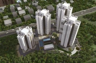 Gallery Cover Image of 650 Sq.ft 1 BHK Apartment for buy in Raunak Unnati Woods Phase 7, Kasarvadavali, Thane West for 6000000