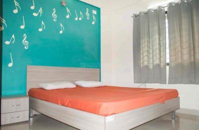 Bedroom Image of 302-siri Raasi Residency in Padmanabhanagar