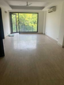 Gallery Cover Image of 1800 Sq.ft 3 BHK Independent Floor for rent in Lajpat Nagar for 46000