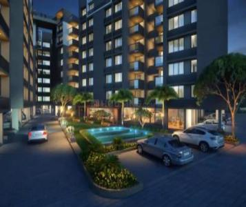 Gallery Cover Image of 1845 Sq.ft 3 BHK Apartment for buy in Sola Village for 11000000
