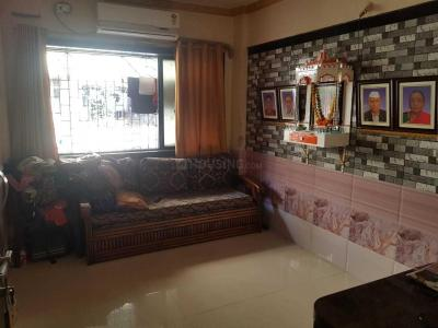 Gallery Cover Image of 350 Sq.ft 1 RK Apartment for rent in Kopar Khairane for 9500