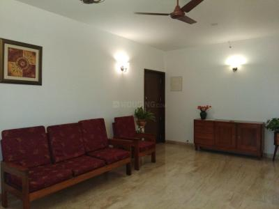 Gallery Cover Image of 2400 Sq.ft 3 BHK Apartment for rent in R. T. Nagar for 100000