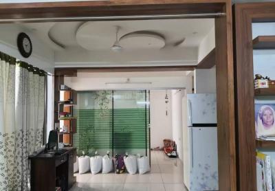 Gallery Cover Image of 1485 Sq.ft 3 BHK Apartment for rent in Vyapti Vandematram Fabula, Chharodi for 25000