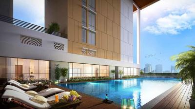 Gallery Cover Image of 824 Sq.ft 2 BHK Apartment for buy in Runwal Pinnacle, Bhandup West for 13500000