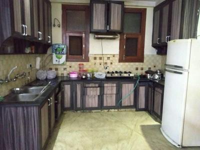 Kitchen Image of Friends PG in Vaishali