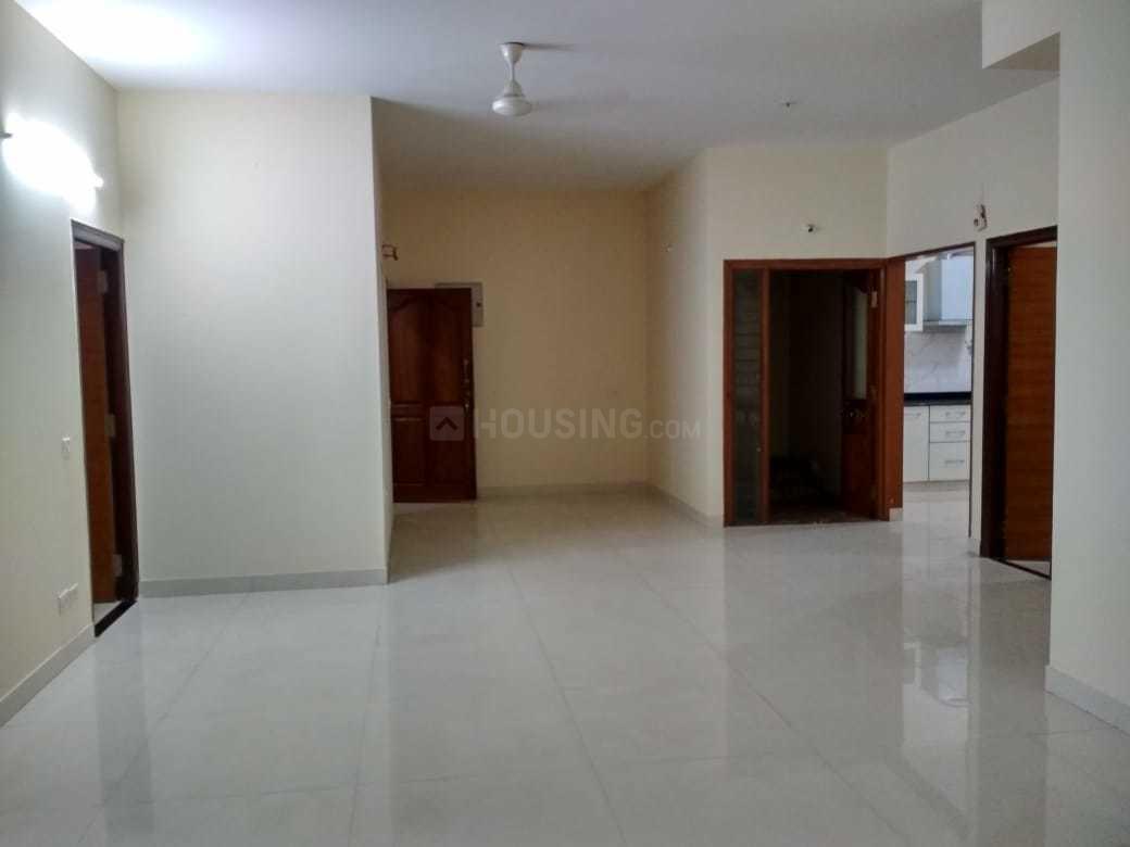 Living Room Image of 1565 Sq.ft 3 BHK Apartment for rent in Kasturi Nagar for 33000