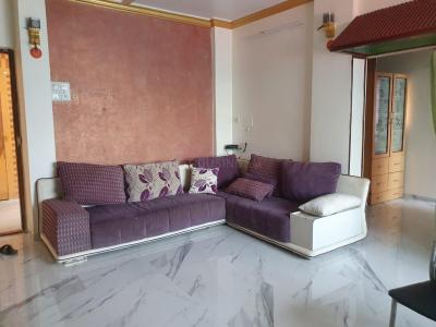 Gallery Cover Image of 1400 Sq.ft 3 BHK Apartment for rent in Nerul for 39500
