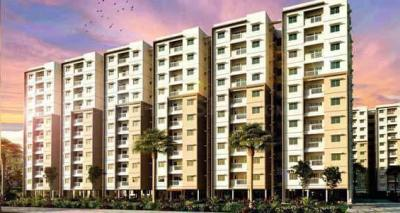 Gallery Cover Image of 610 Sq.ft 1 BHK Apartment for buy in Budvel for 3700000