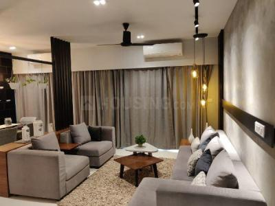 Gallery Cover Image of 1493 Sq.ft 2 BHK Apartment for buy in Akshaya Tango, Thoraipakkam for 11944000