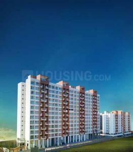 Gallery Cover Image of 908 Sq.ft 2 BHK Apartment for buy in Kohinoor Presidentia, Ghorpadi for 9200000