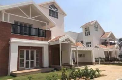 Gallery Cover Image of 3000 Sq.ft 3 BHK Villa for rent in Prestige Augusta Golf Village, Anagalapura for 100000