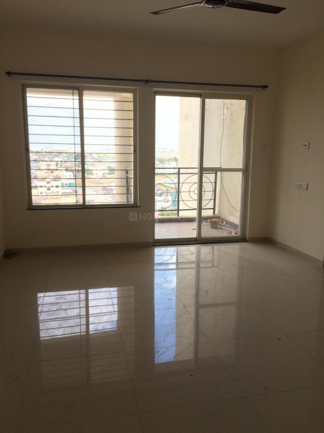 Living Room Image of 1050 Sq.ft 2 BHK Apartment for rent in Dhanori for 17000
