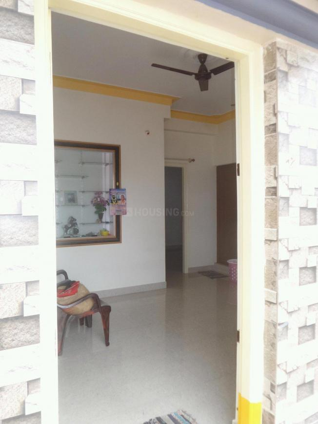 Main Entrance Image of 750 Sq.ft 1 BHK Apartment for rent in Ramamurthy Nagar for 9000