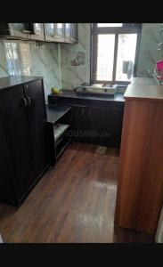Kitchen Image of Ssumitra PG in Juhu