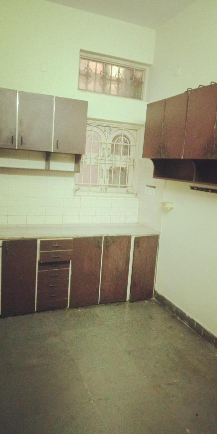 Kitchen Image of 1800 Sq.ft 4 BHK Apartment for rent in Kompally for 24000