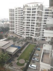 Gallery Cover Image of 600 Sq.ft 1 BHK Apartment for rent in Gemini Grand Bay, Manjari Budruk for 14000