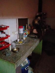 Kitchen Image of Vijay Laxmi Apartment in Chhattarpur