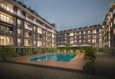 Gallery Cover Image of 968 Sq.ft 2 BHK Apartment for buy in Porur for 4935831