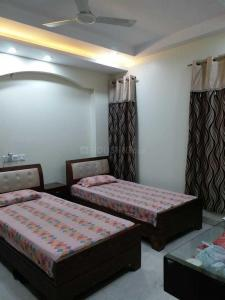 Bedroom Image of Andhra PG in Sector 17