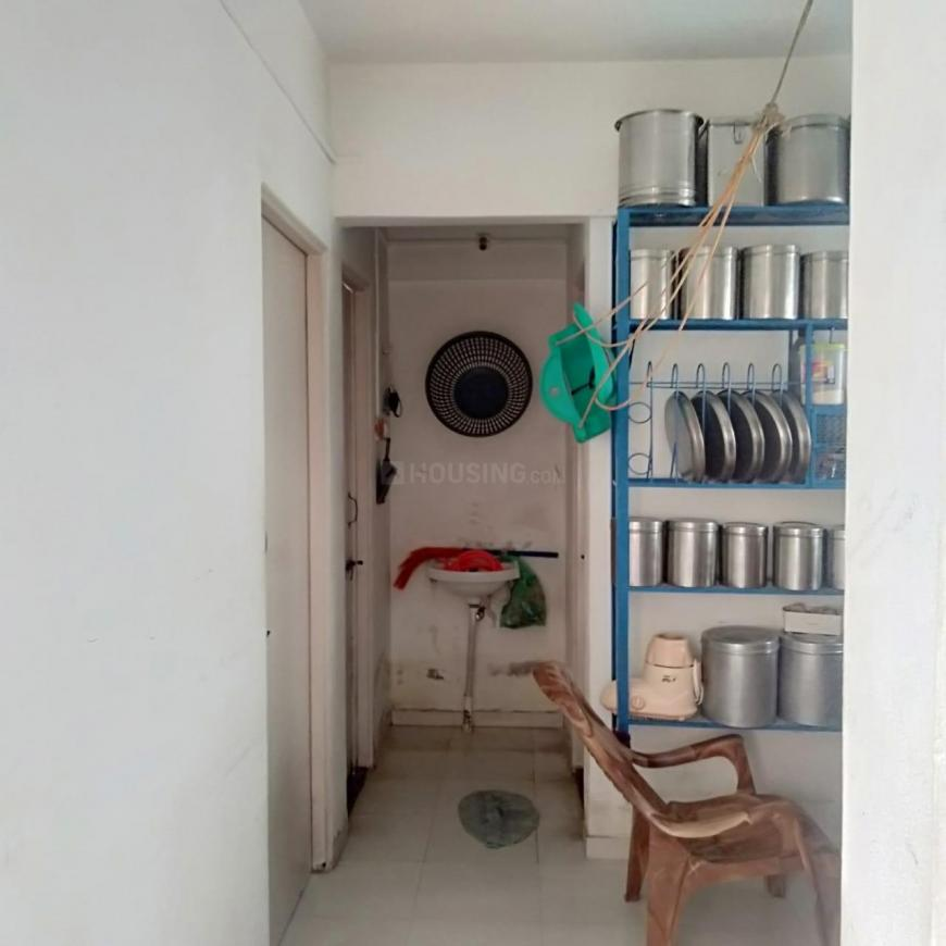 Kitchen Image of 440 Sq.ft 1 BHK Apartment for buy in Talegaon Dhamdhere for 1500000