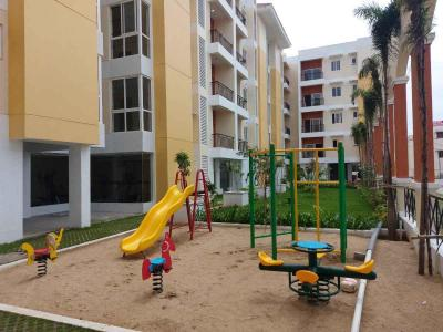 Gallery Cover Image of 1341 Sq.ft 3 BHK Apartment for rent in Ruby Ananta, Thoraipakkam for 24000