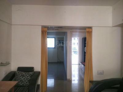 Gallery Cover Image of 800 Sq.ft 1 BHK Apartment for rent in Krishnraj Vrindavan, Vithalwadi for 8000