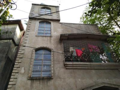 Gallery Cover Image of 650 Sq.ft 2 BHK Independent House for rent in Serampore for 6000