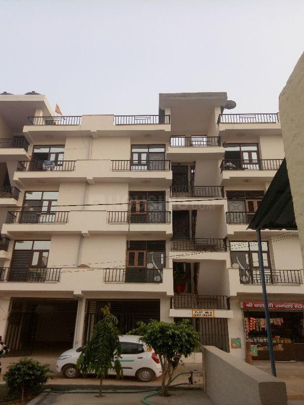 Building Image of 500 Sq.ft 1 BHK Apartment for buy in Govindpuram for 923000