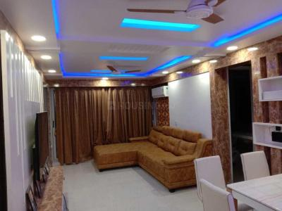 Gallery Cover Image of 980 Sq.ft 2 BHK Apartment for rent in Reliance Tilak Indrayani CHSL, Chembur for 44000