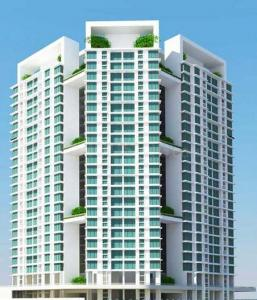 Gallery Cover Image of 612 Sq.ft 1 BHK Apartment for buy in Susharda Celestial, Bhandup West for 9900000