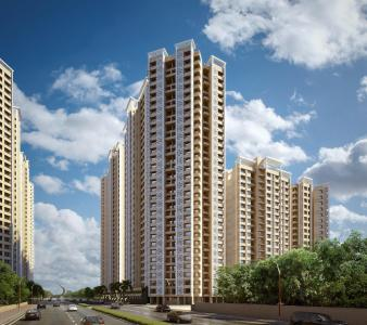 Gallery Cover Image of 900 Sq.ft 2 BHK Apartment for buy in Kalyan West for 6000000